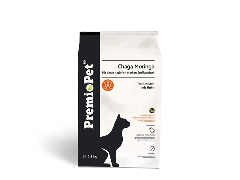 Chaga Moringa mit Huhn
